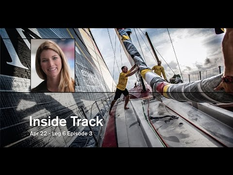 Inside Track: Leg 6 #3 | Volvo Ocean Race 2014-15