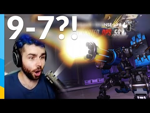 9-7?! | Overwatch: Competitive