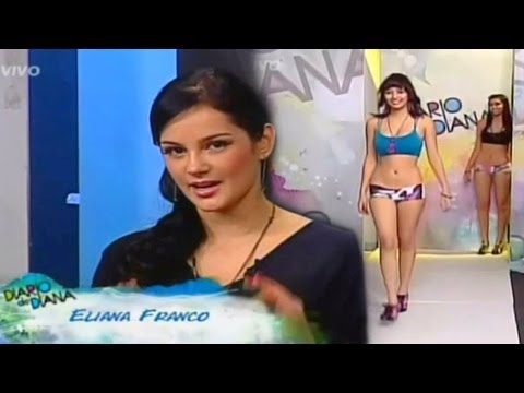 Desfile de nuevas tendencias :::  Eliana está de Moda ::: Diario de Diana. 23 Nov 2011.