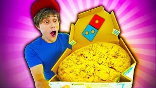 HOW TO ORDER SECRET GOLDEN PIZZA FROM DOMINO'S