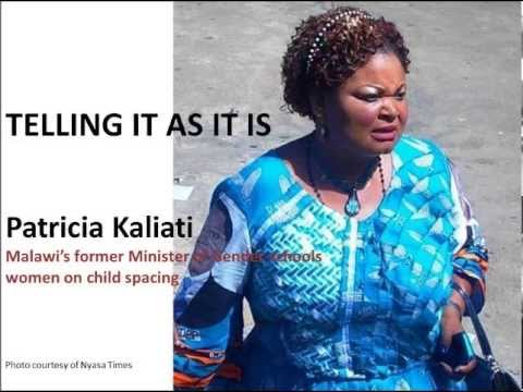 Patricia Kaliati Tells It As It Is