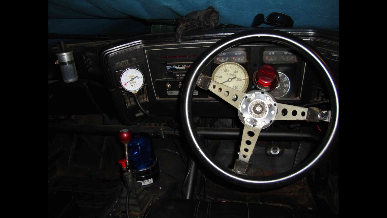 Mad Max Last V8 Interceptor Ride Along Youtube