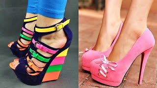 TENDENCIAS EN ZAPATOS 2017 | ZAPATOS DE TACON