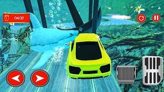 Underwater Car Racing Stunts | Gameplay Android