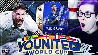FIFA 18: YOUnited WORLD CUP absolute ESKALATION!! 😍🇬🇧😱 #4 - ENGLAND