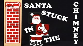 DAYTONA MAGIC - SANTA STUCK IN THE CHIMNEY