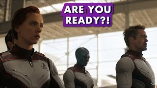 How to Prepare for Marvel Studios' Avengers: Endgame | Earth's Mightiest Show