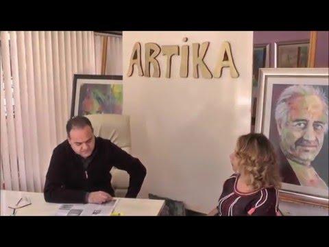 RESSAM ALİŞER AVCI ARTİKA SANAT MERKEZİ