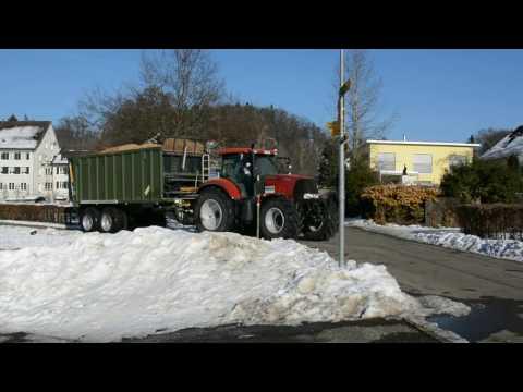 PROFI-Technik Abschiebewagen SWS 33 Produktvideo
