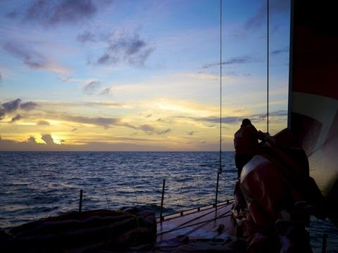 Morning Glory - Volvo Ocean Race 2011-12