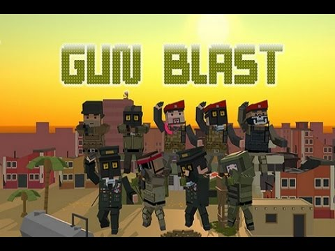 The VR Shop Review - Gun Blast - Gear VR App