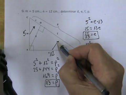 Teorema de Euclides 12
