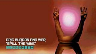 Eric Burdon & War - Spill The Wine (HD,720)