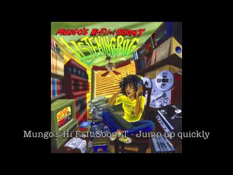 Mungo's Hi Fi ft. Soom T - Jump up quickly [SCRUB008]