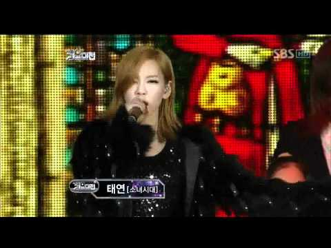 SMTOWN - The sound of hanlyu @SBS MUSIC FESTIVAL ???? 20111229