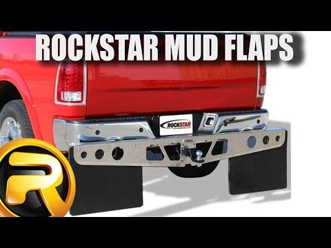 How to Install Rockstar Mud Flaps