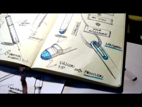 The Architect Stylus - From An Idea To A Product