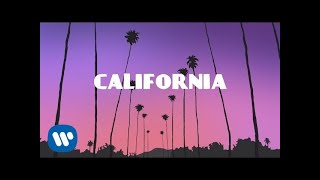 James Blunt - California [Official Lyric Video]
