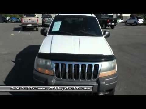 2001 Jeep Grand Cherokee Scottsboro AL 6T032H