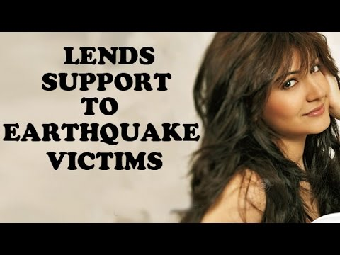 Anushka Sharma lends support to Nepal earthquake victims | Bollywood News