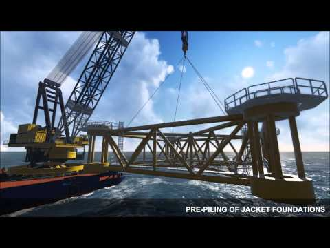 CONQUEST OFFSHORE - PREPILING