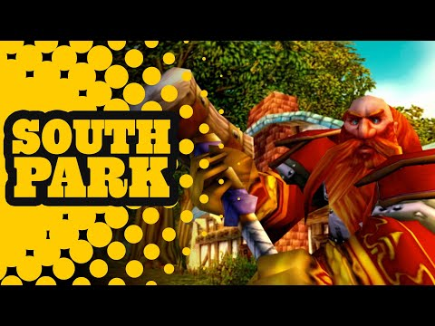 South Park - Make Love, Not Warcraft -