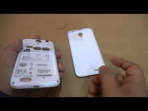 Lenovo A859 Video clips