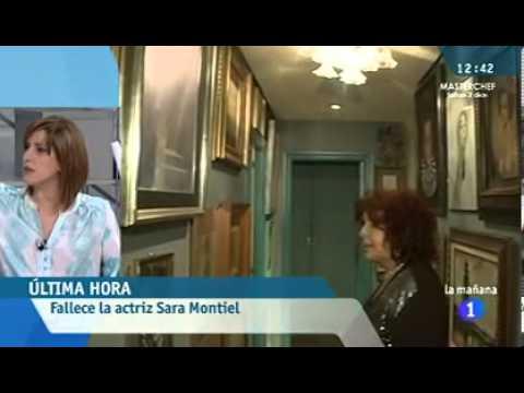 Fallece la actriz Sara Montiel