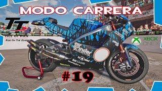 LA MEJOR MOTO DEL JUEGO (SUTER EVENTO CLASE A) | TT ISLE OF MAN | MODO CARRERA #19 | XBOX ONE X