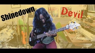 Download Lagu SHINEDOWN | DEVIL (Bass Cover) Gratis STAFABAND