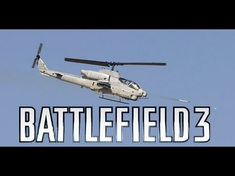 BATTLEFIELD 3 : Death From Above
