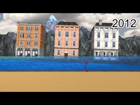 Venice is sinking and tilting: New study