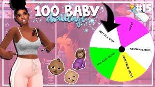 SIMS 4 100 BABY CHALLENGE with A TWIST #15 *POLE WERKIN*
