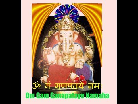 Shri Ganapati Stotra (Marathi)
