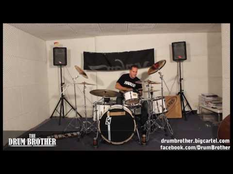 John Macaluso (Yngwie Malmsteen , James La Brie, the Ark) DRUM SOLO
