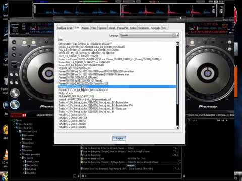 DESCARGAR SKINS PARA VIRTUAL DJ 7 PRO