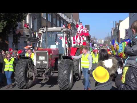 Strassenkarneval in Köln - Wahn und Porz 2015