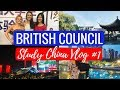STUDY CHINA VLOG #1: WEST LAKE, MUSEUMS, G20 LIGHT SHOW & KTV | viola helen MP3