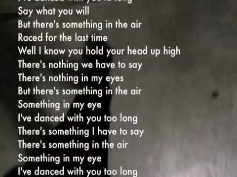 Bowie, David - Something in The Air