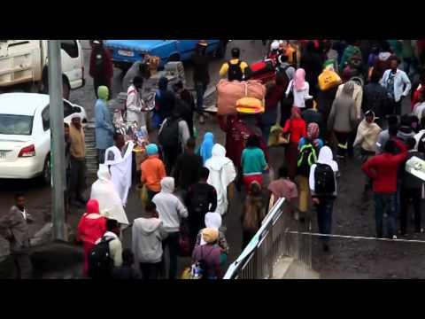Eid al Adha preparations in Ethiopia