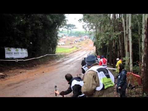 Salto dos Verdureiros - 4x4 - Rally de Erechim 2014