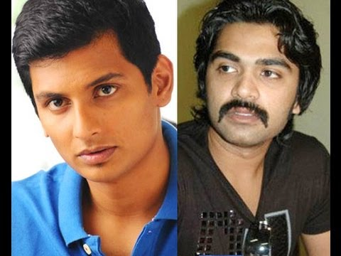 Simbu Or Jiiva In 'barfi' Tamil Remake video