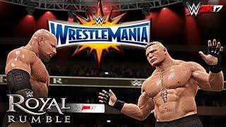 Download WWE 2K17 - 2017 30 Man Royal Rumble Match (PS4 & XBOX ONE) 3Gp Mp4