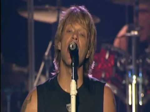 Bon Jovi - The Radio Saved My Life Tonight
