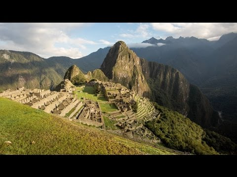 Photographing Machu Picchu: Exploring Photography with Mark Wallace :AdoramaTV.
