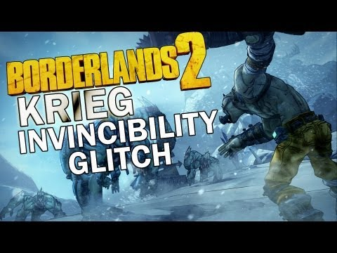 Borderlands 2 - Krieg Invincibility Glitch