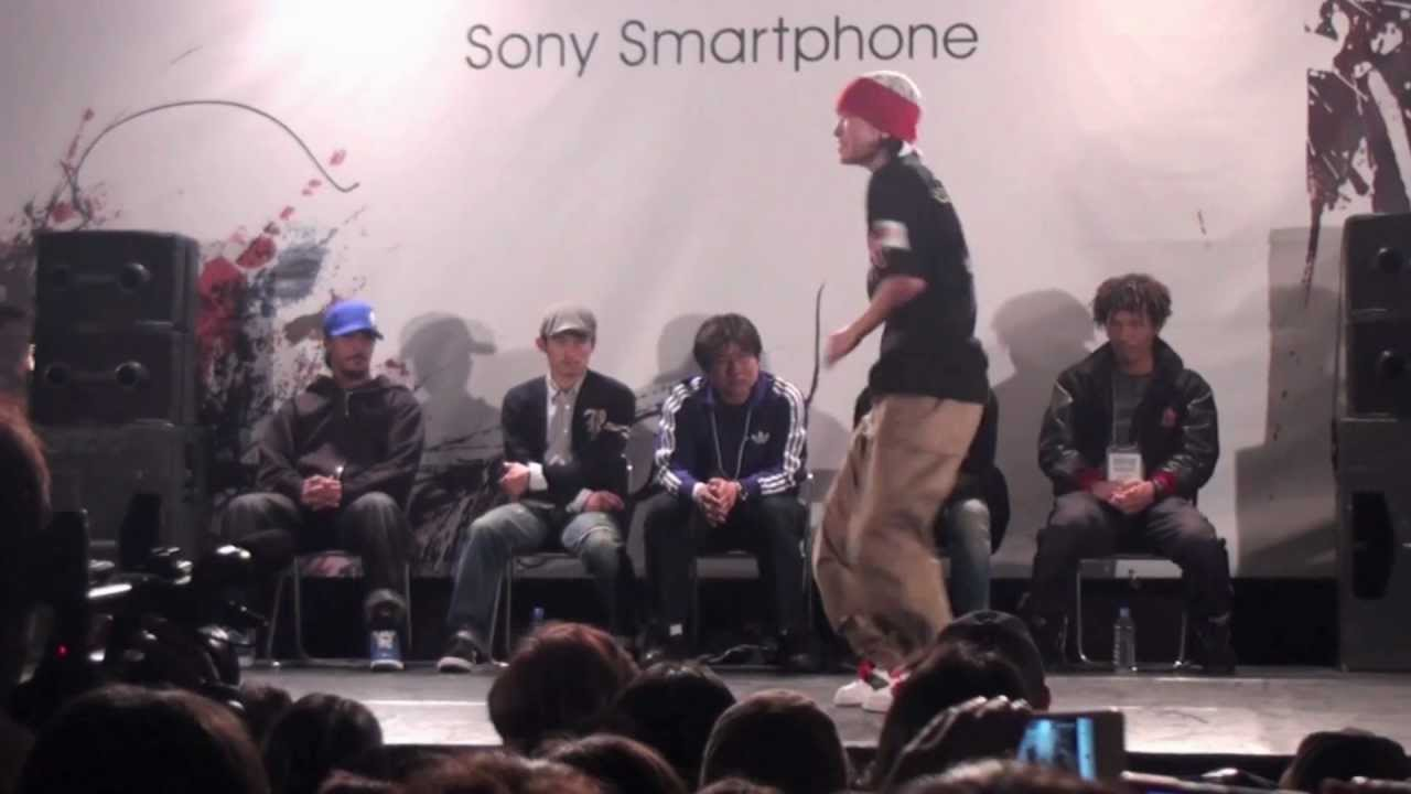 SHO vs MAiKA DANCE@LIVE FINAL 2012 best8