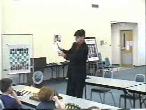 Jude Acers Chess Exhibition at Nunez Community College Chalmette, LA.wmv