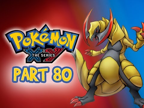 Pokemon X and Y Gameplay Walkthrough Part 80 - Victory Road 3DS Let's Play