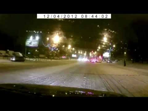 Аварии и ДТП декабрь 2012 неделя 2 | Car Crash compilation December